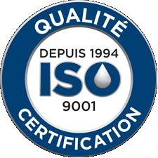 ISO 9001 - Paber Aluminium Inc