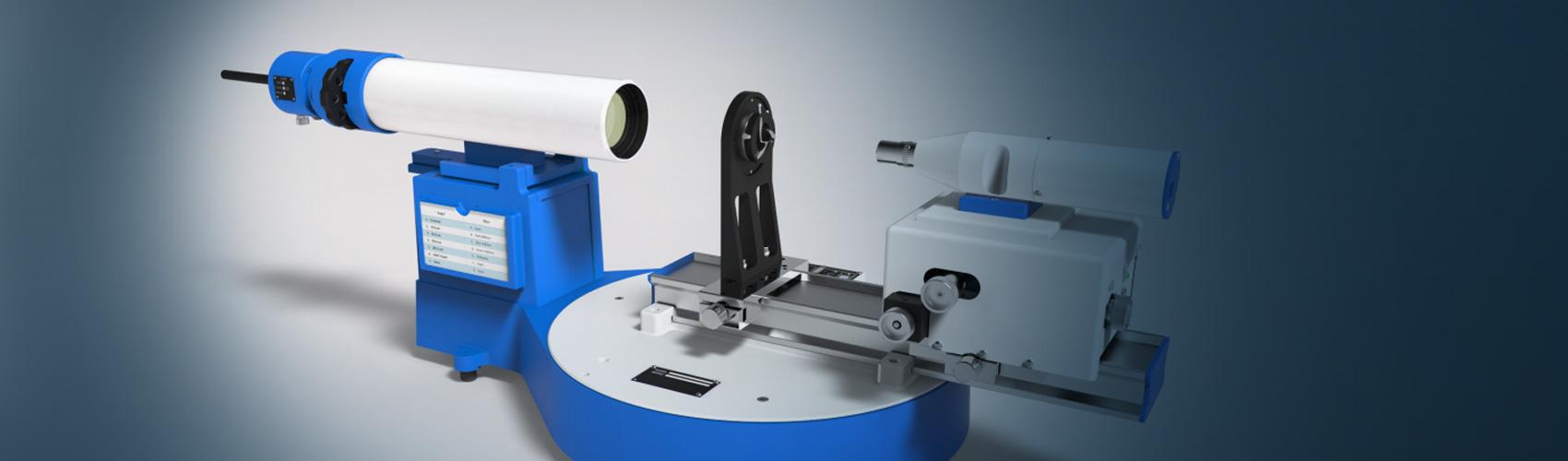 Radiographie, optique et métrologie